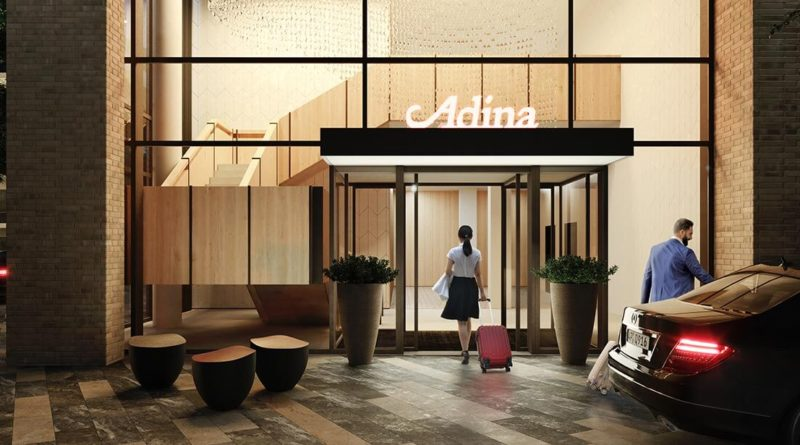 Adina Apartment Hotel - Köln