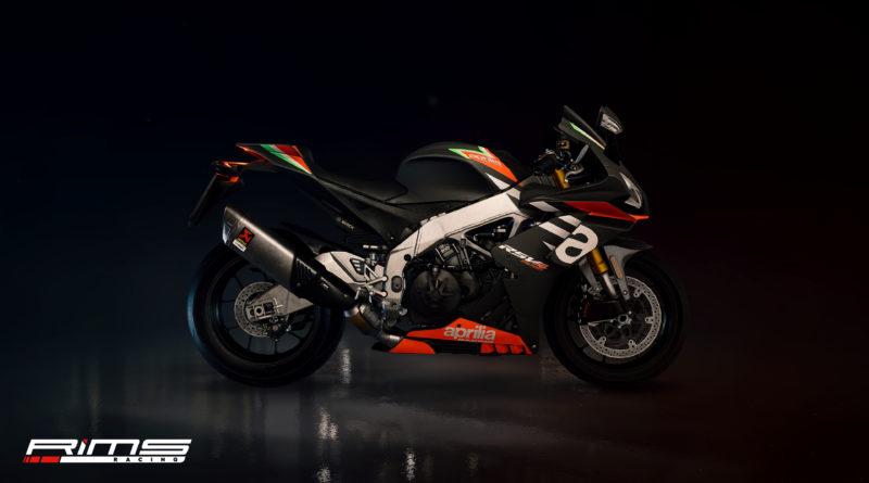 RiMS Racing - Screenshot Aprilia