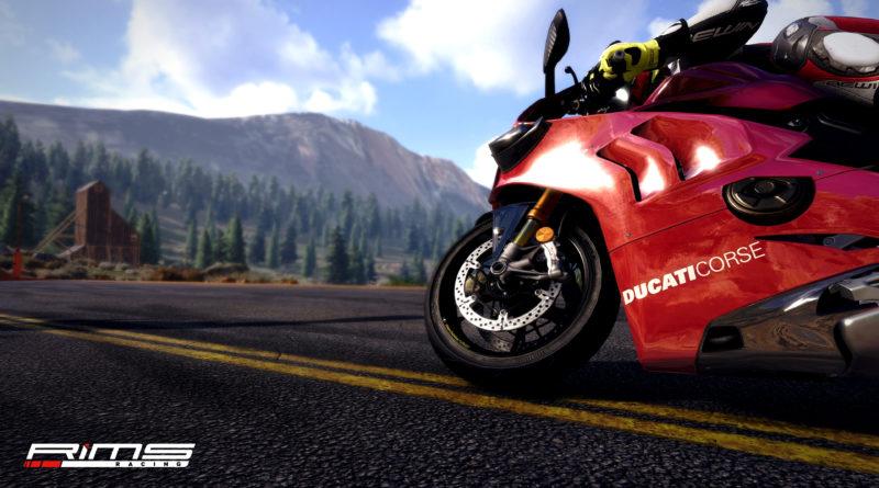 RiMS Racing - Screenshot 4K