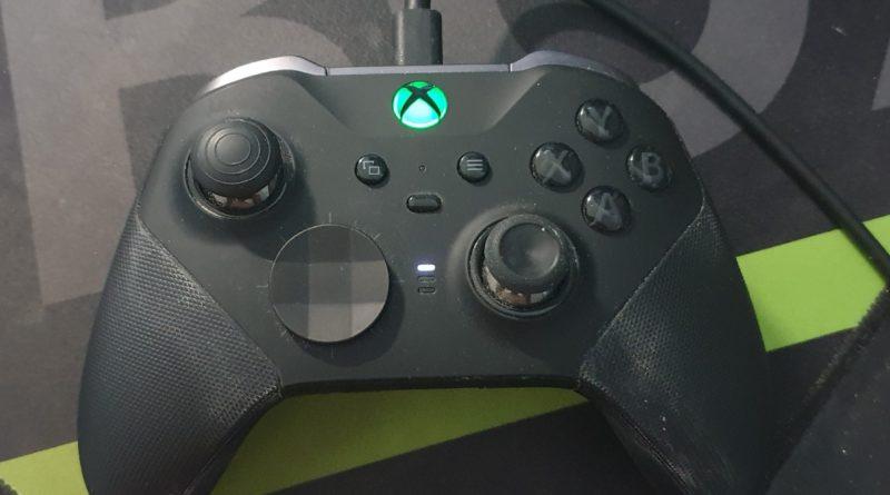Xbox Elite Controller 2 - RGB LED
